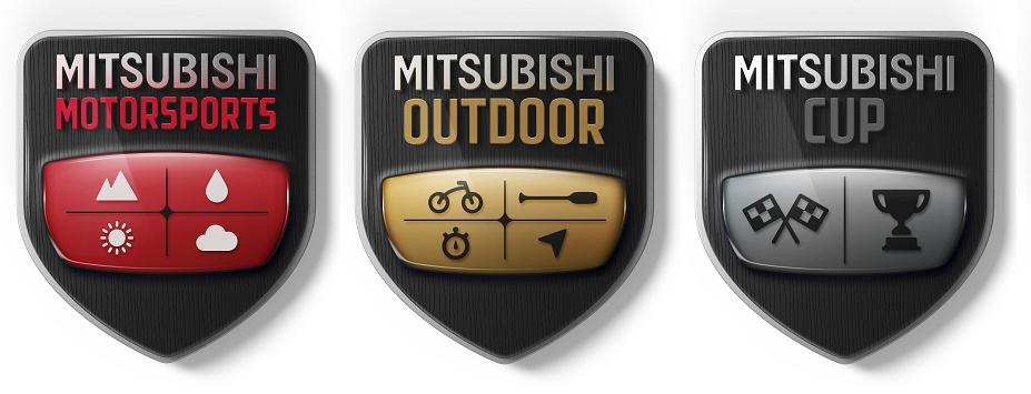 Novos Logos - Eventos Mitsubishi